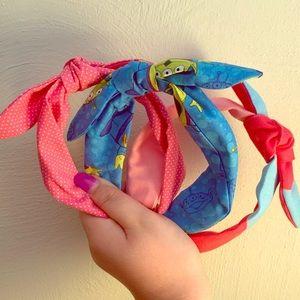 Disney Bundle 3 Bow Bands